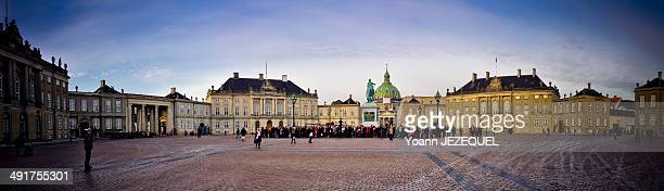 CONTENT] Amalienborg palace in Copenhagen is a famous tourist attraction On 14 15 January 2012 Queen Margrethe II celebrated her Ruby Jubilee the...