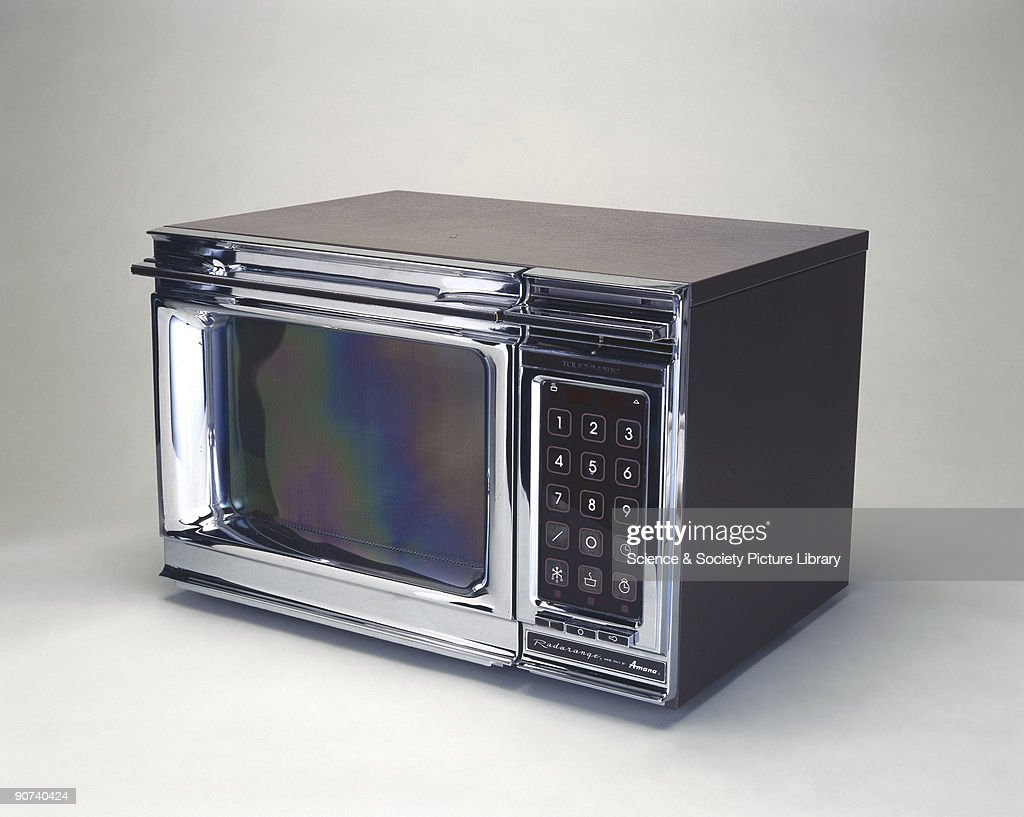 Amana Radarange Touchmatic Microwave Oven 1978 Manufactured By Refrigeration Inc Of