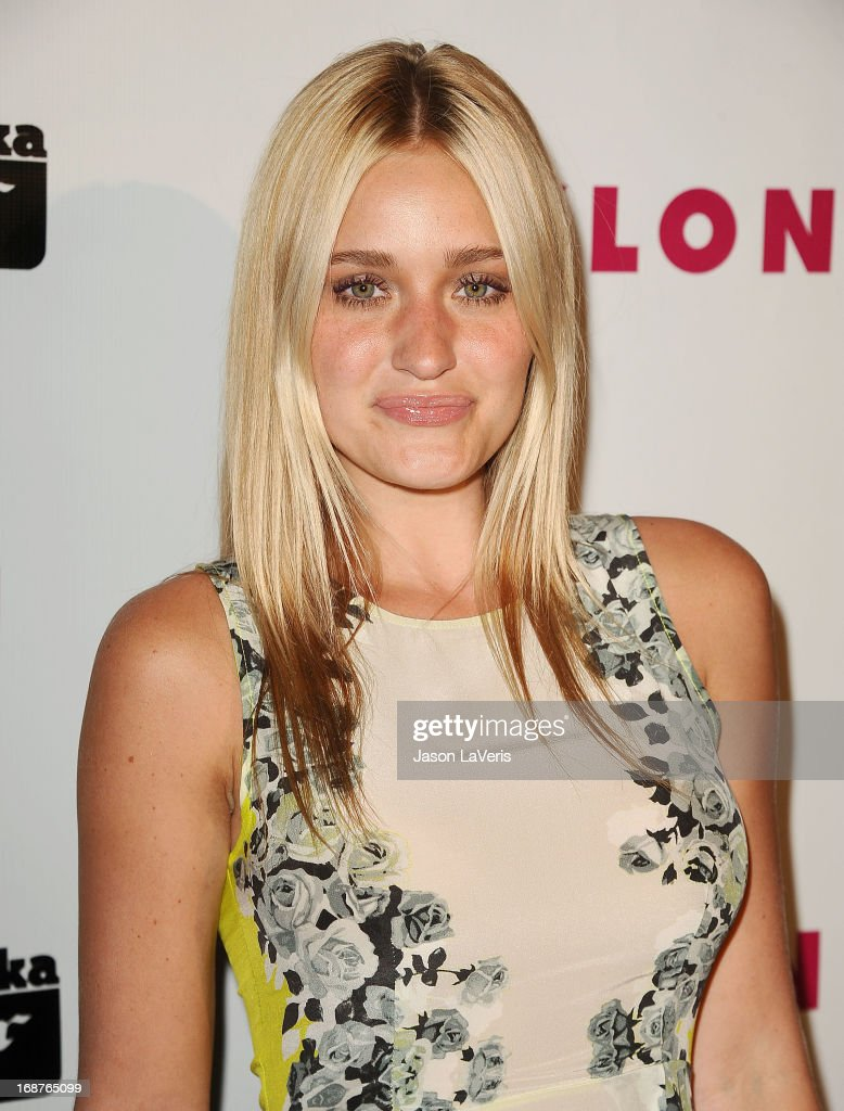 Amanda 'AJ' Michalka attends Nylon Magazine's Young Hollywood issue event at The Roosevelt Hotel on May 14, 2013 in Hollywood, California.