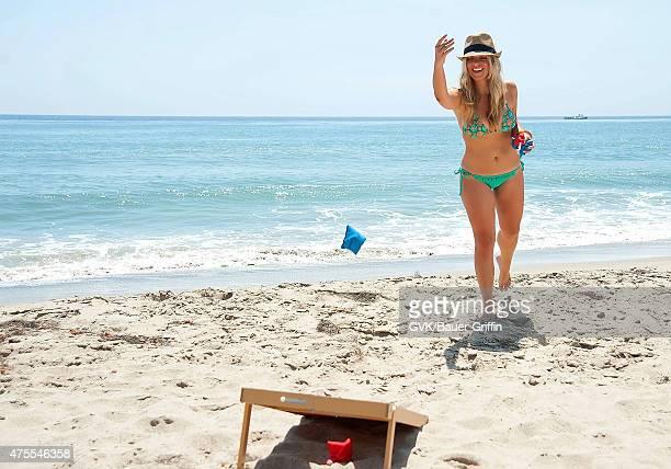 Amanda Averill is seen on August 11 2012 in Malibu California