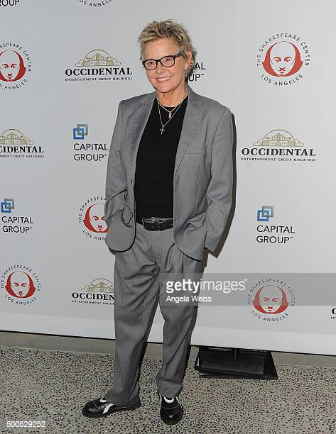 Amanda Bearse arrives at The Shakespeare Center of Los Angeles 25th Annual Simply Shakespeare Benefit at The Broad Stage on December 8 2015 in Santa...