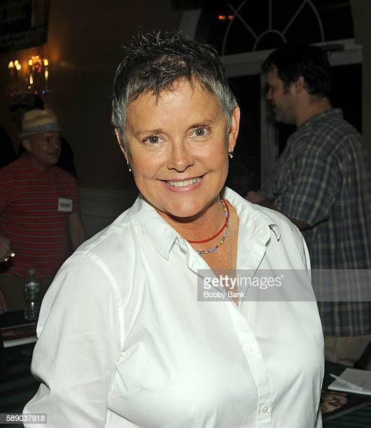 Amanda Bearse attends the 2016 Monster Mania Con at NJ Crowne Plaza Hotel on August 12 2016 in Cherry Hill New Jersey