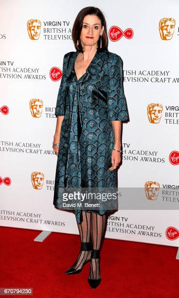 Amanda Berry attends the British Academy Television and Craft Awards nominations party at Mondrian London on April 20 2017 in London England