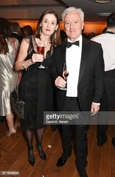Amanda Berry attends the British Academy Television Craft Awards at The Brewery on April 23 2017 in London United Kingdom