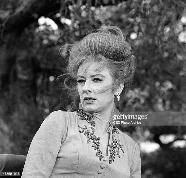 Amanda Blake as Kitty Russell in the GUNSMOKE episode 'Breckinridge' Image dated January 15 1965