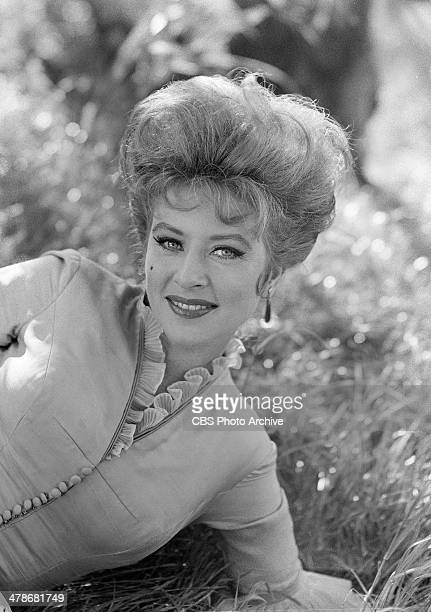 Amanda Blake as Kitty Russell on GUNSMOKE Image dated September 22 1964