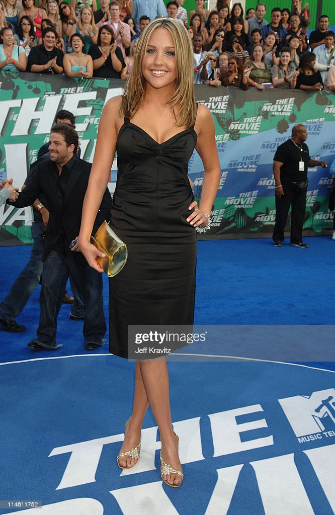 <a gi-track='captionPersonalityLinkClicked' href=/galleries/search?phrase=Amanda+Bynes&family=editorial&specificpeople=201660 ng-click='$event.stopPropagation()'>Amanda Bynes</a> during 2006 MTV Movie Awards - Red Carpet at Sony Studios in Culver City, California, United States.