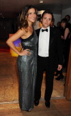 Amanda Byram and Richard Hammond attend The Carphone Warehouse Appys Awards 2011 at Vinopolis on April 11 2011 in London England