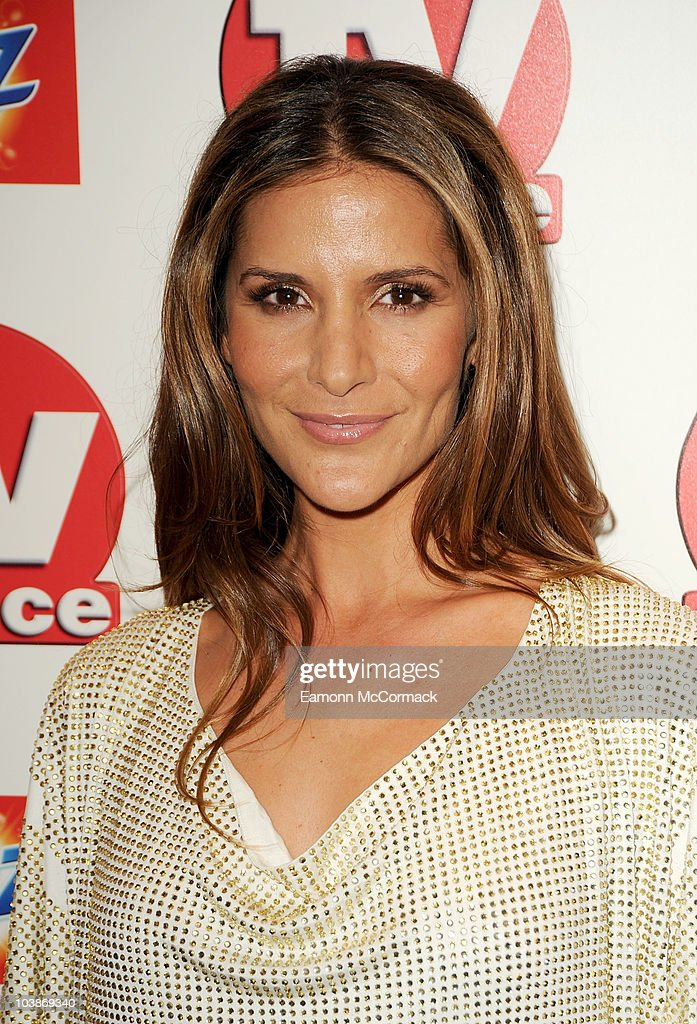 Amanda Byram arrives at the TVChoice Awards 2010 held at The Dorchester on September 6, 2010 in London, England.