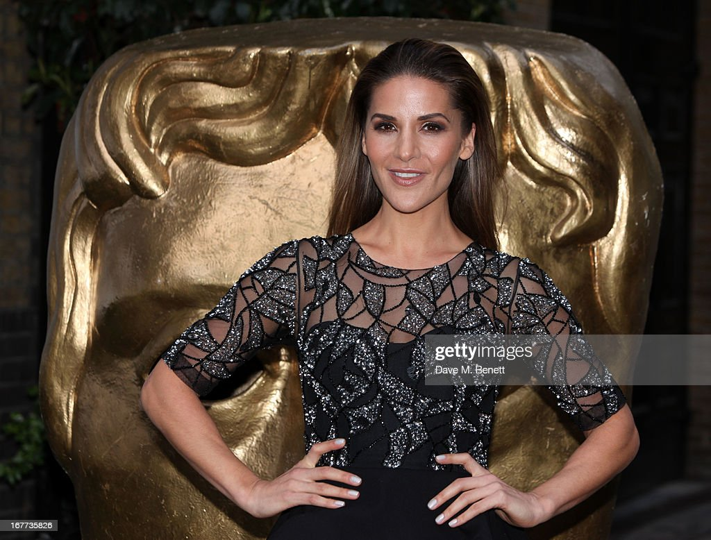 Amanda Byram attends the BAFTA Craft Awards at The Brewery on April 28, 2013 in London, England.