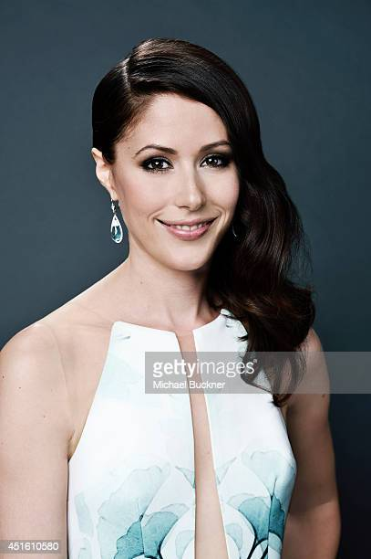Amanda Crew poses for a portrait at the Critics' Choice Awards 2014 on June 19 2014 in Beverly Hills California