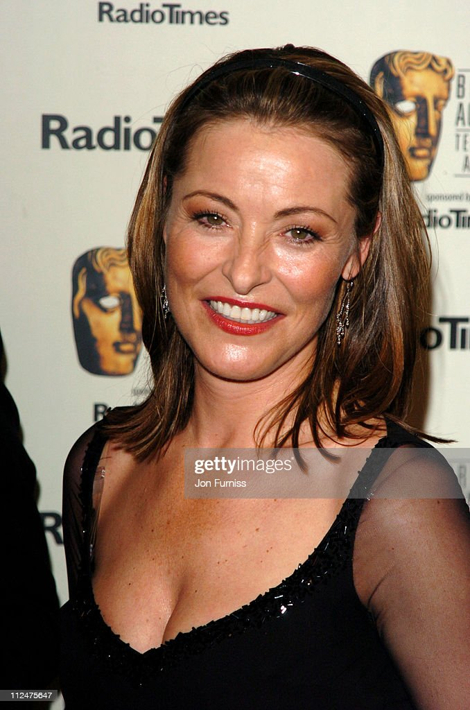 <a gi-track='captionPersonalityLinkClicked' href=/galleries/search?phrase=Amanda+Donohoe&family=editorial&specificpeople=209046 ng-click='$event.stopPropagation()'>Amanda Donohoe</a> during 50th Annual BAFTA Television Awards - Press Room at Grosvenor House in London, United Kingdom.