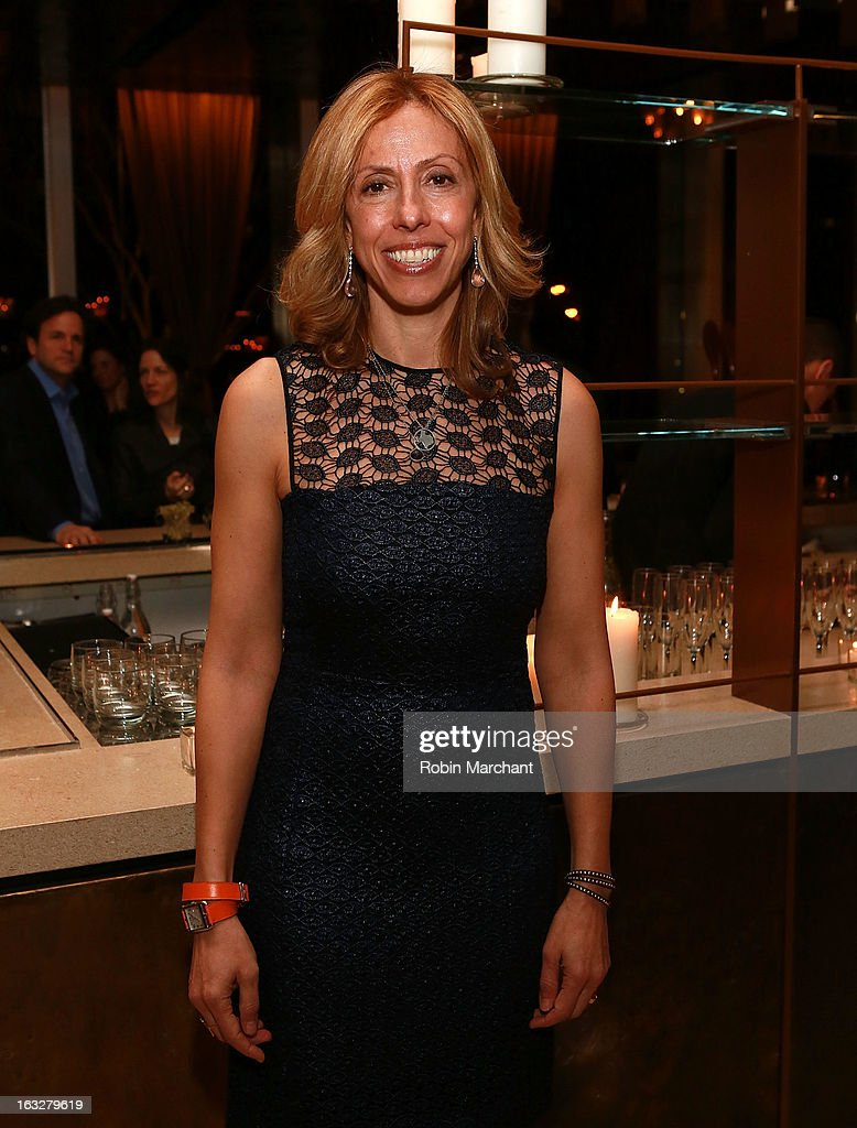 Amanda Green attends the 2013 Dinner For A Better New York at Riverpark Restaurant on March 6, 2013 in New York City.