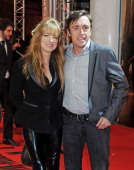 Amanda Hammond and Richard Hammond attend the UK Premiere of 'Mission Impossible Ghost Protocol' at BFI IMAX on December 13 2011 in London England