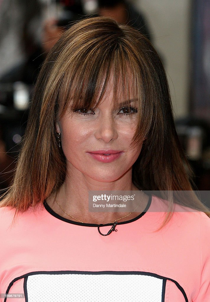 <a gi-track='captionPersonalityLinkClicked' href=/galleries/search?phrase=Amanda+Holden&family=editorial&specificpeople=202922 ng-click='$event.stopPropagation()'>Amanda Holden</a> arrives for auditions for Britain's Got Talent at London Palladium on January 22, 2013 in London, England.