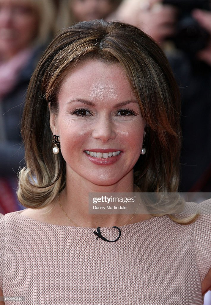<a gi-track='captionPersonalityLinkClicked' href=/galleries/search?phrase=Amanda+Holden&family=editorial&specificpeople=202922 ng-click='$event.stopPropagation()'>Amanda Holden</a> arrives for the Birmingham auditions of Britain's Got Talent at The ICC on February 8, 2013 in Birmingham, England.