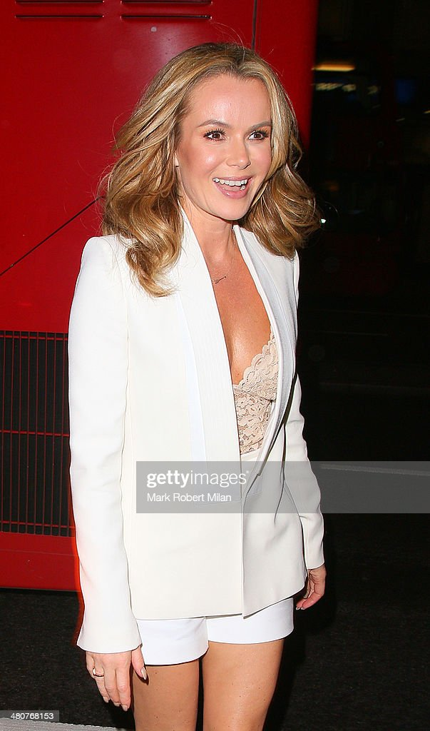 <a gi-track='captionPersonalityLinkClicked' href=/galleries/search?phrase=Amanda+Holden&family=editorial&specificpeople=202922 ng-click='$event.stopPropagation()'>Amanda Holden</a> at the I Can't Sing opening night party held at One Marylebone on March 26, 2014 in London, England.