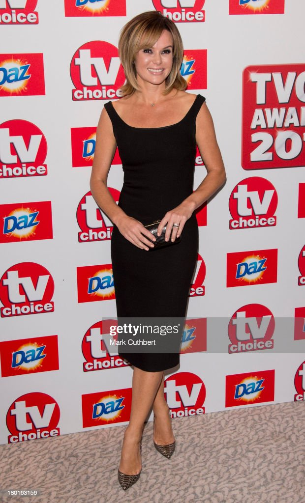 <a gi-track='captionPersonalityLinkClicked' href=/galleries/search?phrase=Amanda+Holden&family=editorial&specificpeople=202922 ng-click='$event.stopPropagation()'>Amanda Holden</a> attends the TV Choice Awards 2013 at The Dorchester on September 9, 2013 in London, England.