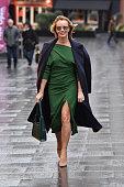 London Celebrity Sightings -  February 24, 2020