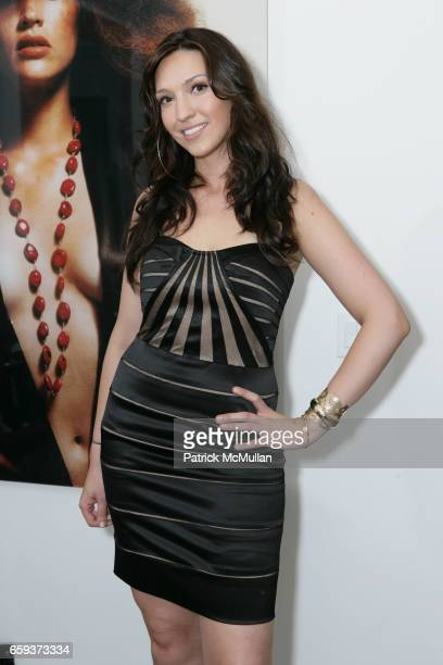 Amanda Kingsbury attends HAIR RULES SALON Opening at 828 9th Ave on September 15 2009 in New York City