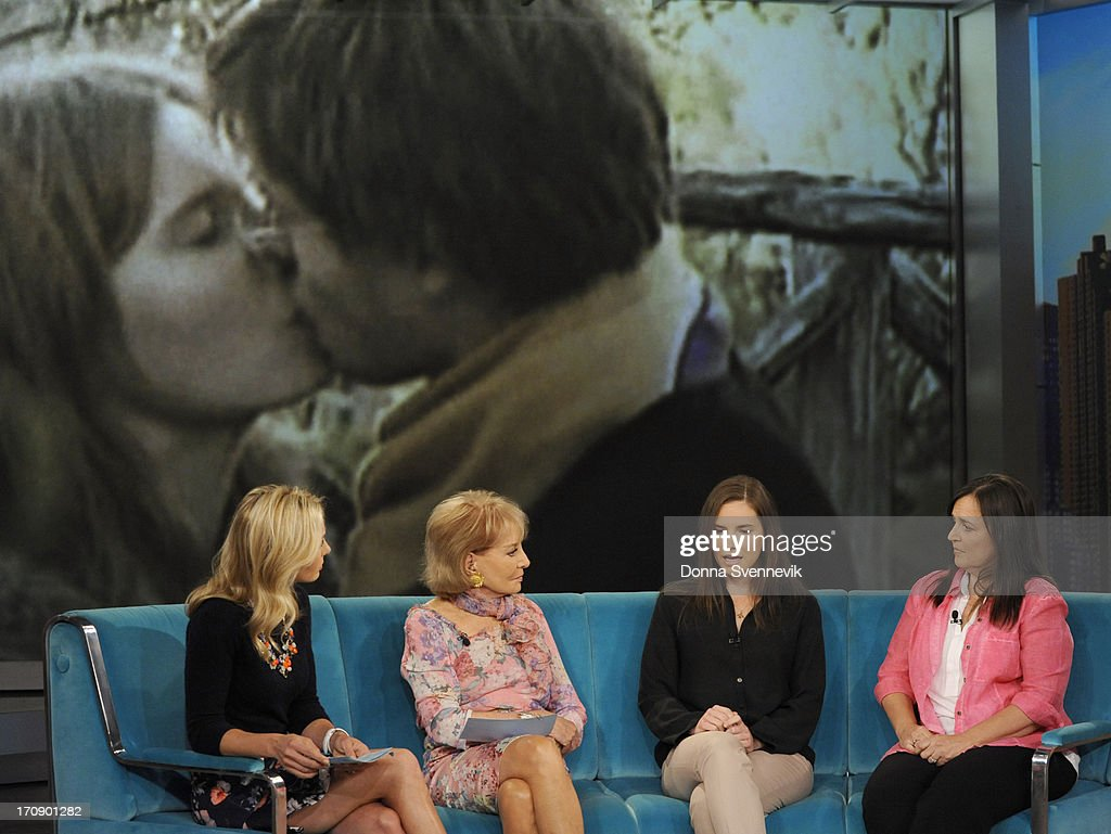 THE VIEW - Amanda Knox (author, Waiting to be Heard) and her mother, Edda Mellas appeared live today, June 17, 2013 on ABC's 'The View.' 'The View' airs Monday-Friday (11:00 am-12:00 pm, ET) on the ABC Television Network. MELLAS