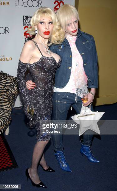 Amanda Lepore Stock Photos And Pictures Getty Images