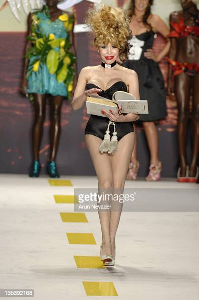 Amanda Lepore Stock Photos and Pictures