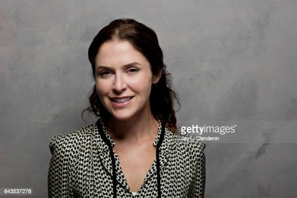 Amanda Lipitz is photographed at the 2017 Sundance Film Festival for Los Angeles Times on January 20 2017 in Park City Utah PUBLISHED IMAGE CREDIT...