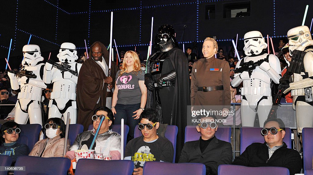 Star Wars Cast 2012