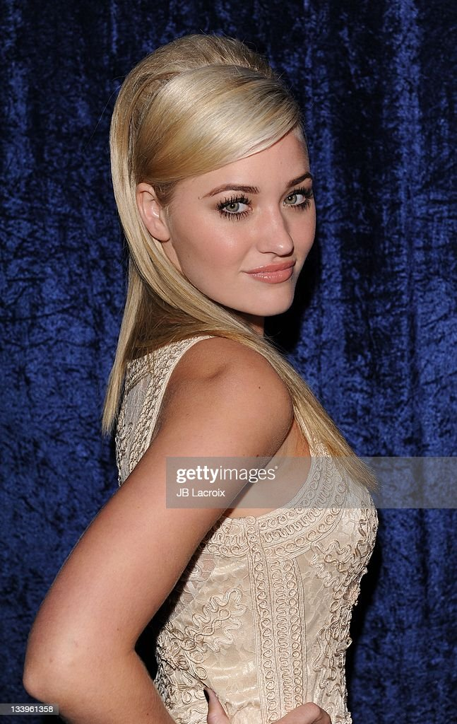Amanda Michalka arrives to Paramount Pictures' 'Super 8' Blu-ray and DVD release party at AMPAS Samuel Goldwyn Theater on November 22, 2011 in Beverly Hills, California.