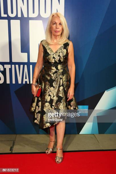 Amanda Nevill attends the 61st BFI London Film Festival Awards on October 14 2017 in London England