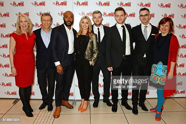 Amanda Nevill producer Duncan Kenworthy cast members Arinze Kene Lisa McGrillis and Russell Tovey director Ben A Williams writer John Donnelly and...