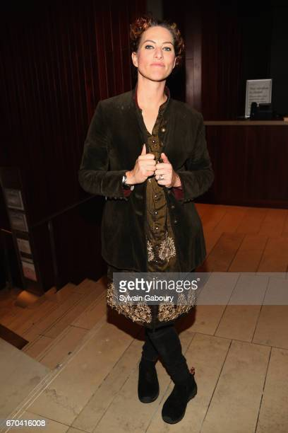 Amanda Palmer attends 15th Annual Benefit For The Academy of American Poets at Alice Tully Hall on April 19 2017 in New York City