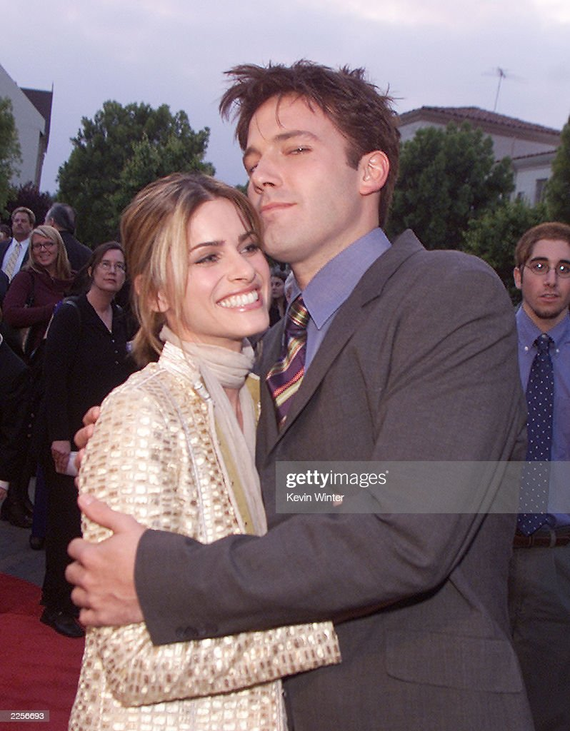 changing lanes premiere pictures getty images amanda peet and ben affleck at the premiere of changing lanes at the paramount