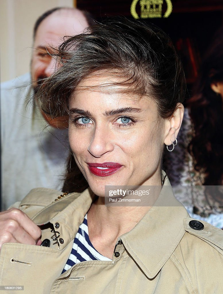 <a gi-track='captionPersonalityLinkClicked' href=/galleries/search?phrase=Amanda+Peet&family=editorial&specificpeople=201910 ng-click='$event.stopPropagation()'>Amanda Peet</a> attends the 'Enough Said' New York Screening at Paris Theater on September 16, 2013 in New York City.