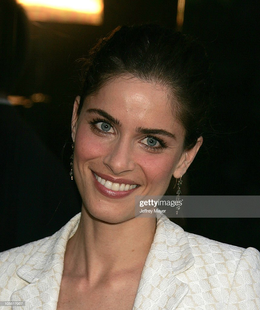 Amanda Peet during 'We Don't Live Here Anymore' Los Angeles Premiere - Arrivals at Director's Guild of America in Hollywood, California, United States.