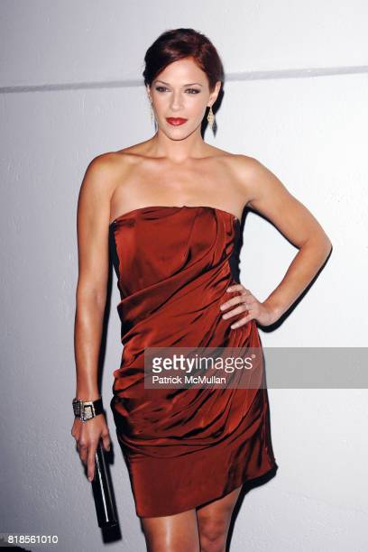 Amanda Righetti attends THE ART OF ELYSIUM SECOND ANNUAL GENESIS EVENT SPONSORED BY ROGUE PICTURES PAIGE DENIM COFFEE BEAN TEA LEAF AND MILK STUDIOS...