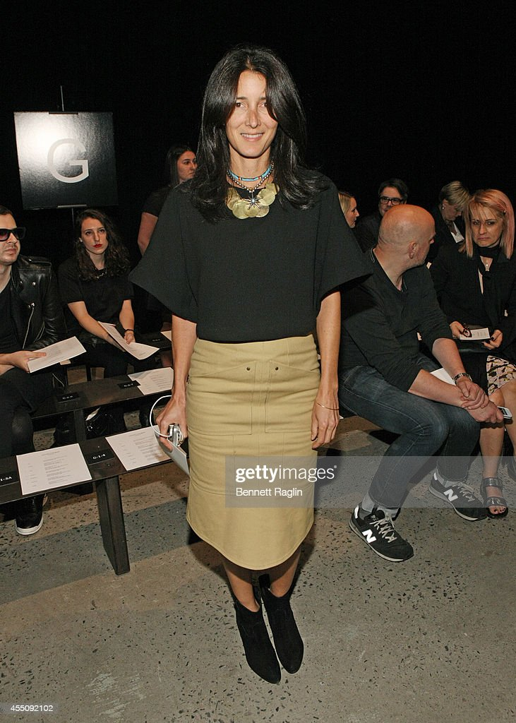 Narciso Rodriguez - Front Row & Backstage - Mercedes-Benz Fashion Week Spring 2015