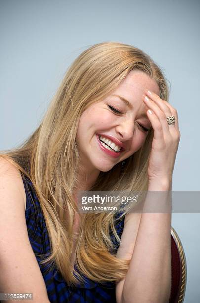 Amanda Seyfried at the 'Jennifer's Body' press conference at the Park Hyatt on September 12 2009 in Toronto Canada