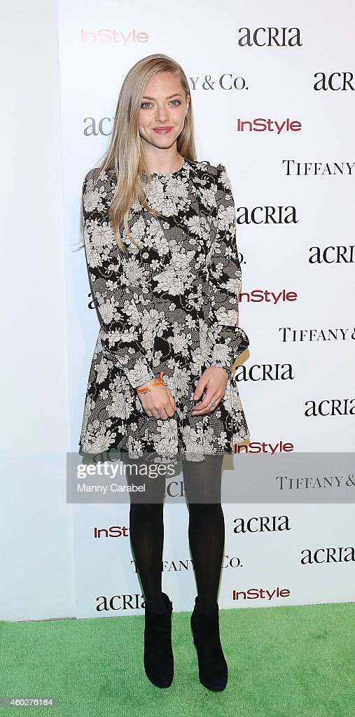 <a gi-track='captionPersonalityLinkClicked' href=/galleries/search?phrase=Amanda+Seyfried&family=editorial&specificpeople=216619 ng-click='$event.stopPropagation()'>Amanda Seyfried</a> attends ACRIA's 19th Annual 'Holiday Dinner' Benefit at Skylight Modern on December 10, 2014 in New York City.