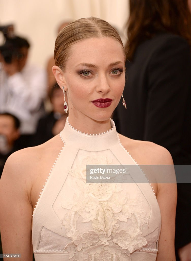 Through The Looking Glass' Costume Institute Benefit Gala at Metropolitan Museum of Art on May 4, 2015 in New York City.