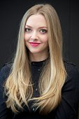 Amanda Seyfried attends the 'Les Miserables' press conference at the Ritz Carlton Hotel on December 3 2012 in New York City