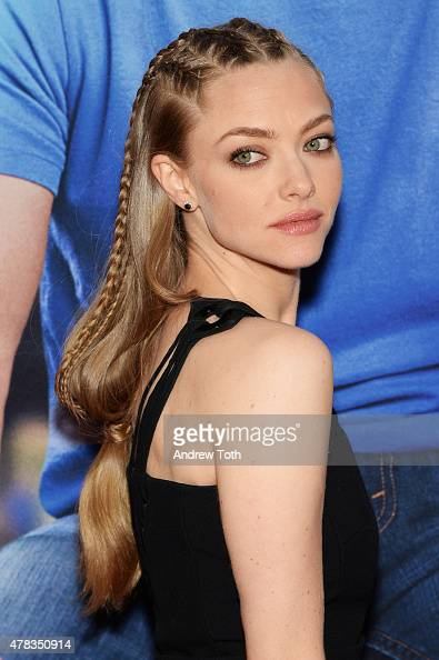 Amanda Seyfried attends the 'Ted 2' New York premiere at Ziegfeld Theater on June 24 2015 in New York City