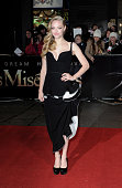 Amanda Seyfried attends the World Premiere of 'Les Miserables' at Odeon Leicester Square on December 5 2012 in London England