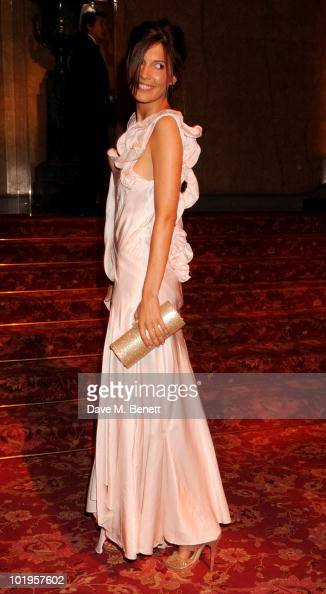 Amanda Sheppard attends a dinner for Prince Robert of Luxembourg at Lancaster House on June 10 2010 in London England
