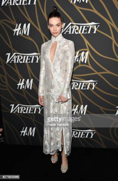 Amanda Steele attends Variety Power of Young Hollywood at TAO Hollywood on August 8 2017 in Los Angeles California