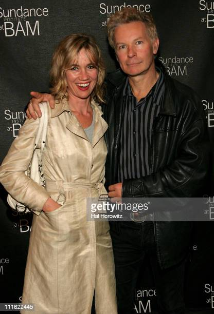 Amanda Temple producer and Julien Temple director