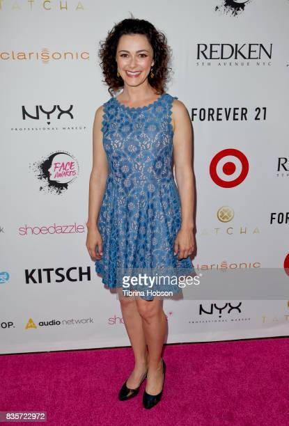 Amanda Troop attends the NYX Professional Makeup's 6th annual FACE Awards at The Shrine Auditorium on August 19 2017 in Los Angeles California