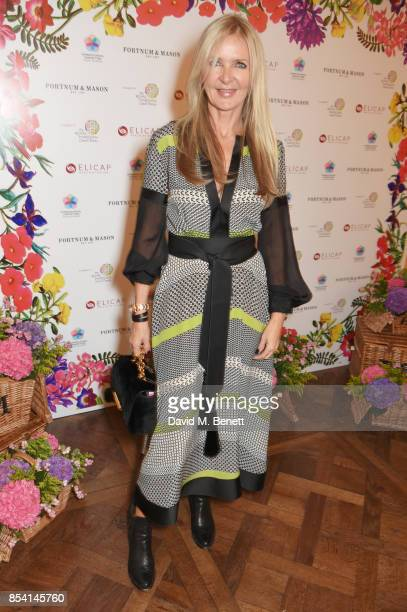 Amanda Wakeley attends the 4th annual Ladies' Lunch in support of the Silent No More Gynaecological Cancer Fund at Fortnum Mason on September 26 2017...