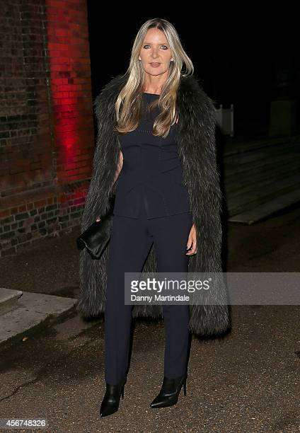 Amanda Wakeley attends the launch party for Estee Lauder Hear Our Storie Share Yours at The Orangery on October 6 2014 in London England